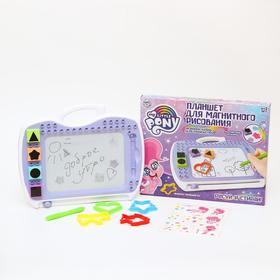 """Планшет для магнитного рисования """"Пинки пай"""" My little pony"""
