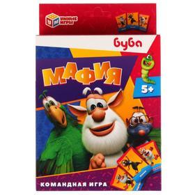 Настольная игра «Мафия» 18 карточек