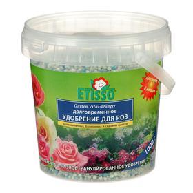 Гранулированное комплексное удобрение ETISSO Rosen Vital-Dunger для роз, 1 кг