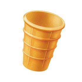 Вафельный стаканчик (усиленное дно), 750 шт.