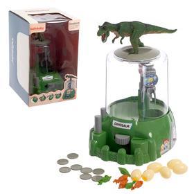 Игровой автомат «Поймай яйцо тиранозавра»