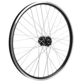 """Колесо 24"""" переднее TRIX, обод двойной алюминиевый, 36отв, под диск, на гайках"""