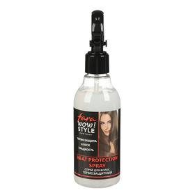 Спрей для волос FARA WOW Styling термозащитный, 200 мл