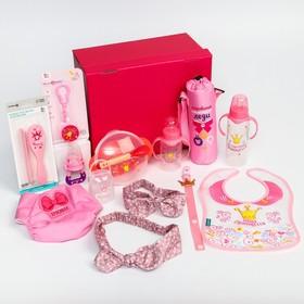 Подарочный промобокс, ХИТЫ для малышей «Принцесса» тм Mum&Baby