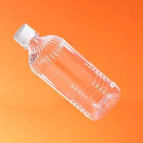 """Бутылка с крышкой """"Купол"""", 0,5 л, 28 мм"""