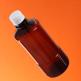 """Бутылка с крышкой """"Техническая жидкость"""", 0,5 л, 28 мм"""