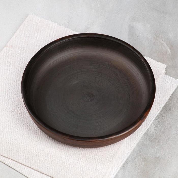"""Сковорода для запекания """"Кеци"""" гладкая, 18 см"""