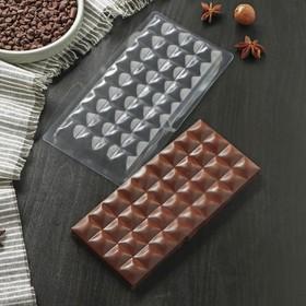 """Форма для шоколада 18х8 см """"Цилиндры"""""""