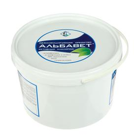 Дезинфицирующее средство Альбавет медицинский, 1,5 кг