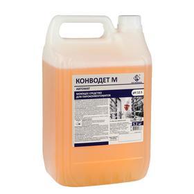 Моющее средство для пароконвектоматов Конводет М, канистра 5,2 кг