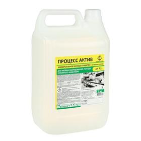 Моющее средство Процесс-Актив, канистра 5 кг