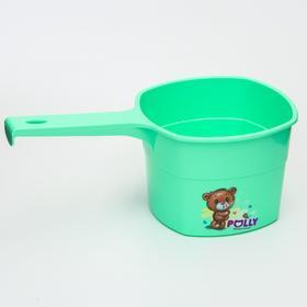 Ковш для купания детский POLLY, цвет МИКС