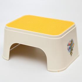 Табурет-подставка Giraffix, цвет МИКС