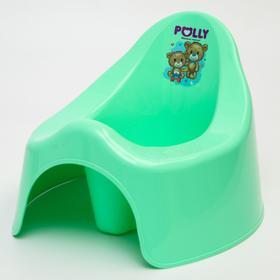 Горшок детский POLLY, цвет МИКС