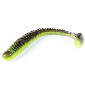 Виброхвост съедобный LJ pro series spark tail, 7,6 см, T53, набор 7 шт.
