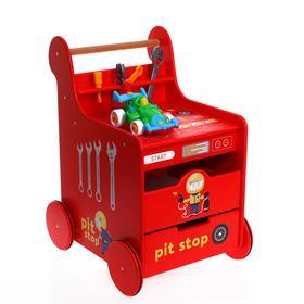 Детская игровая бытовая техника «Пит-стоп. Кухня» с набором инструментов