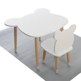 Набор Стол + Стул «Мишка»