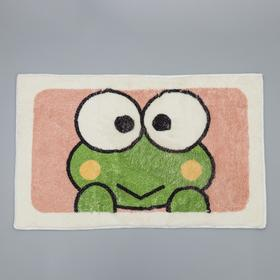 Коврик Доляна «Лягушонок», 50×80 см