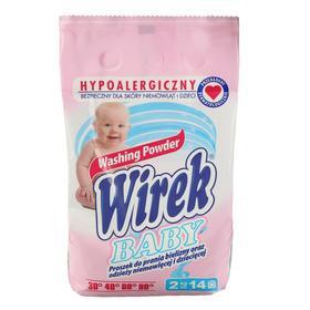 Стиральный порошок Wirek Baby (пакет) 2 кг