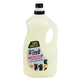 Жидкость для стирки чёрных тканей, Wirek 4 л