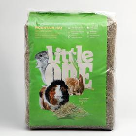 Горное сено Little One, непрессованное, 1 кг