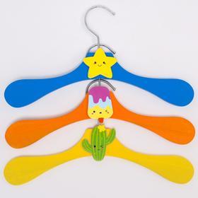 Плечики детские «Радость», виды МИКС, размер 30-34