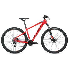 """Велосипед 29"""" Format 1414, 2021, цвет красный матовый, размер M"""