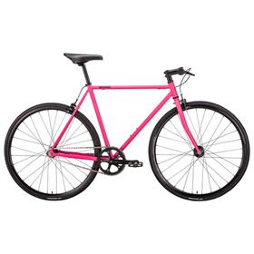 """Велосипед 28"""" Bear Bike Paris, 2021, цвет розовый матовый, размер рамы 580мм"""