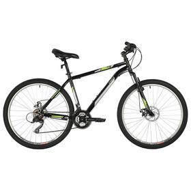 """Велосипед 27,5"""" Foxx Aztec D, цвет черный, размер 18"""""""