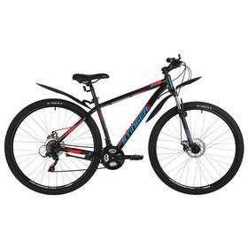 """Велосипед 29"""" Stinger Caiman D, цвет черный, размер 18"""""""