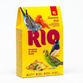 """Корм RIO """"Гурмэ"""" для волнистых попугайчиков и других мелких птиц, 250 г"""