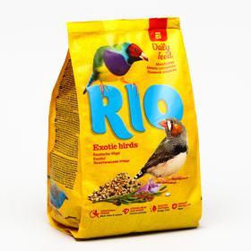 Корм RIO  для экзотических птиц (амадины, астрильды и другие виды ткачиков), 1 кг