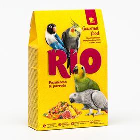 """Корм RIO """"Гурмэ"""" для средних и крупных попугаев, 250 г"""