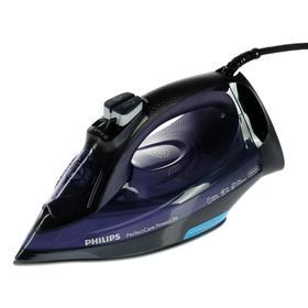 Утюг Philips GC3925/30, керамическая подошва, 2500 Вт, 45 г/мин, 300 мл, фиолетовый