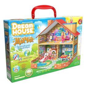 Кукольный домик «Дача»