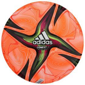 Мяч для пляжного футбола ADIDAS Conext 21 Pro Beach, размер 5, FIFA Pro, 4 панели, ТПУ, машинная сшивка