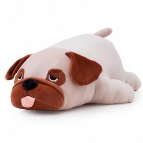 Мягкая игрушка «Мопс», 47 см