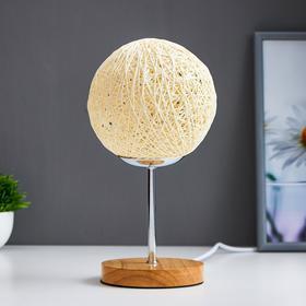 Лампа настольная 16495/1 E27 40Вт 14х14х30 см