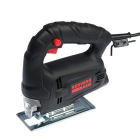 Лобзик электрический RedVerg Basic JS450, 450 Вт, 3000 ход/мин, регулировка оборотов