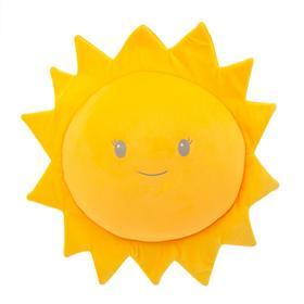 Мягкая игрушка-подушка «Солнышко»