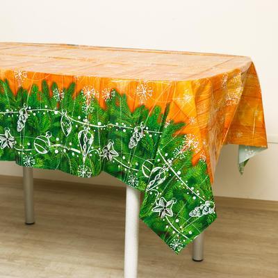 Скатерть «Новогодний стол», 120х180 см