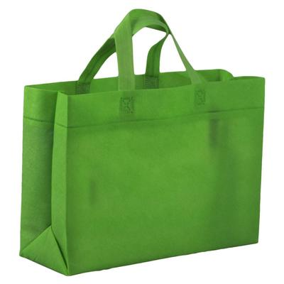 Сумка для покупок Span 3D зеленая