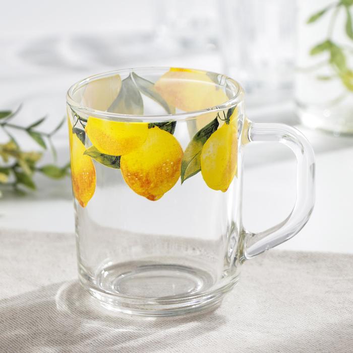 Кружка «Лимоны», 200 мл