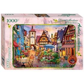 Пазл 1000 элементов «Баварский городок»