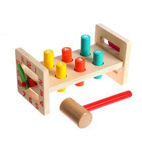 Детская развивающая игра «Стучалка» 24×11×11 см
