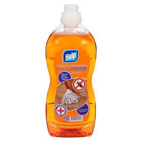 """Концентрированное средство для мытья полов """"Help"""" с репеллентными свойствами 1000 г"""