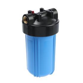 """Магистральный фильтр ITA-30 10BB, 1"""", для холодной воды до 40°, 30 л/мин, без картриджа"""