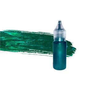 Краситель «EpoximaxX Colour» ярко зеленый, искристый, 15 г