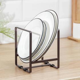 {{photo.Alt || photo.Description || 'Подставка под тарелки Доляна, 12×11,5×14 см, цвет коричневый'}}