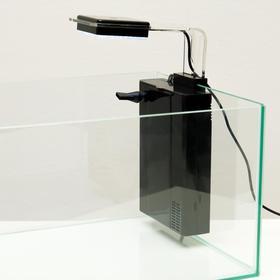 Фильтр  BARBUS черный Био-Комплекс с светильником 200л/ч  2,5ватт